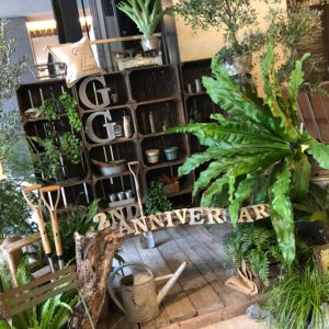 2nd anniversary at GLOBAL GATE